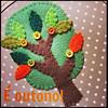 É outono na FofysFactory (Carol Grilo • FofysFactory®) Tags: tree handmade embroidery craft felt carolgrilo feltro decor árvore decoração bordado fofysfactory feitoamao