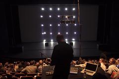 Robert Henke: Lumière - FutureEverything 2014