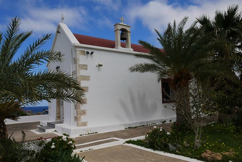 The Church of Agia Fotini