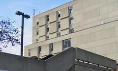 Calgary Brutalism - YWCA Calgary (benlarhome) Tags: calgary alberta canada brutalism brutalistarchitecture