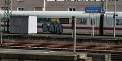 _DSC8779 (Under Color) Tags: graffiti hannover train zug db sbahn strain streetart subwayart art kunst vandal