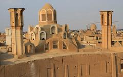 Borujerdi Historical House (Wild Chroma) Tags: borujerdi historical house kashan iran persia