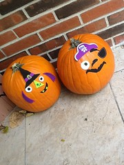 "Halloween Pumpkins • <a style=""font-size:0.8em;"" href=""http://www.flickr.com/photos/109120354@N07/32957525712/"" target=""_blank"">View on Flickr</a>"
