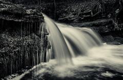(Ian McClure) Tags: ayrshire scotland pentax falls water river waterfall
