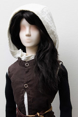 Lumedoll Zero (Damasquerade) Tags: bjd lumedollzero lumedoll 13 sd original faceless noface rare limited doll