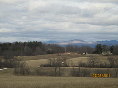 on the road (mike greenwood 13) Tags: vt vermont mountains addisoncounty bridportvt