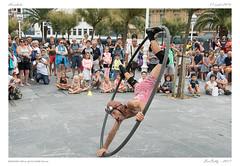 San Sebastian 2016 - Manoul : Street artist (BerColly) Tags: espage spain sansebastian spectacle show artist artiste street rue bercolly google flickr