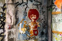 (Aurelia Li) Tags: berlin germany graffiti streetart wall scheunenviertel