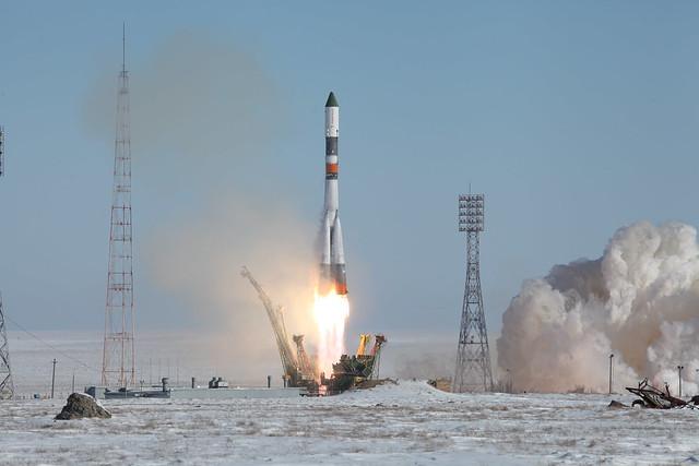 Ракету-носитель «Союз-У» впоследний раз запустили вкосмос