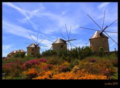 Free energy (xicoleao (Thanks to 2 million views)) Tags: portugal coimbra penacova serradaatalhada paisagens landscapes natureza nature moinhos windmills natureinfocusgroup