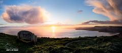 Front Row Seat (macdad1948) Tags: staldhelms cliffs portlandbill dorset sunset coast sea jurrasiccoast swcoastalfootpath worthmaltravers panorama