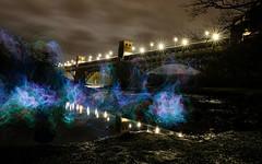 20170308-DSCF0601 (dilys_thompson) Tags: britanniabridge britannia bridge menaistraits menai lowlightphotography lights lightpainting anglesey northwales fuji fujifilm fujixt2 fujiholics fun