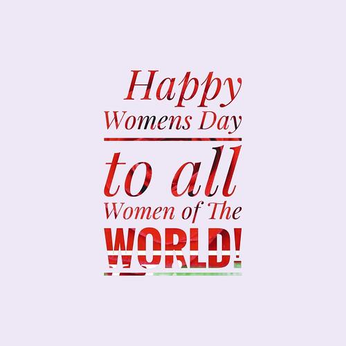 Women's Day !
