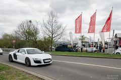 Audi R8 (Kurt Blythman) Tags: nurburgring nordeschliefe green hell ring track cars auto racing