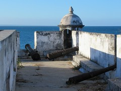 Fortress Guns (D-Stanley) Tags: cannon ibo island mozambique indianocean pirates