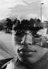 Transparently Opaque (skye-skye) Tags: road car cars travel sky boy child kid layer sanwich sandwichingnegatives sandwichnegative 35mm film blackandwhite monochrome youth art artist young youthul youngster kids children teen teenager teens teenagers skye skyes skyesphoto skyesphotos skyephoto skyephotos 104 tenfour ok affirmative yes create creation creative beauty beautiful