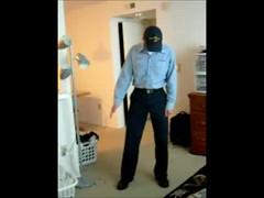 My_film39 (georgviii4) Tags: arrest jail handcuff uniform inmate