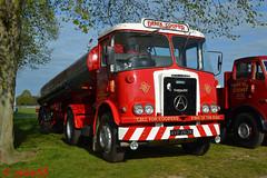 Atkinson Borderer 'Derek Cooper (Transport) Ltd' reg (erfmike51) Tags: easterncountiesvintageshow2017 atkinsonborderer truck artic tanker lorry gardner180 derekcoopertransportltd
