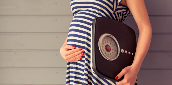 Gain little weight in pregnancy increases the risk of schizophrenia
