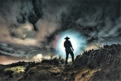 Sand Dune Cowboy
