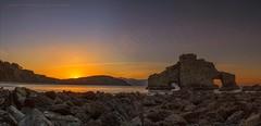 Dreaming!! (Emilio Rodríguez Álvarez) Tags: mar sea landscape seascape galicia pena furada ortigueira loiba paisaje rocas puesta sol sunset spain españa pano panorámica cano 7d canon