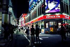 Escape (willterm) Tags: japan amine nightlife escape dream fantasyland downtown city lights