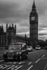 London love (Yannis Raf) Tags: canon canoneos70d canoneos ef24105mmf4lisusm ef24105mmf4 england london westminster bigben elisabethtower londonlove almostmonochrome selectivecolour cab taxi uk