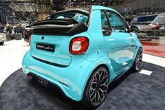 DSC_0268_DxO (Pán Marek - 583.sk) Tags: genéve geneva motorshow palexpo smart brabus ultimate 125 fortwo for two for2