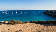 Favignana - Cala azzurra (Guglielmo90) Tags: calaazzurra favignana spiaggia beach sea mare sicilia sicily