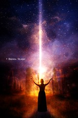 The Magic Hour (~Brenda-Starr~) Tags: allrightsreserved march2017 magic stones stars energy