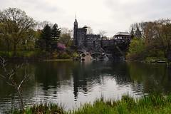 Central Park: Belvedere Castle (purpleperson05) Tags: centralpark belvederecastle turtlepond