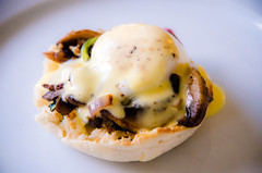 099/365 - Spring Benedict (laureanophoto) Tags: project3652017 breakfast benedict eggs muffin melted food delicious yummy pentax 365