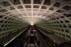 Washington Metro (The Crow2) Tags: thecrow2 canon eos 600d washington 2017 usa metró
