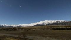 Clouds over the Two Thumb Range (upsidedown astronomer) Tags: newzealand clouds mountain tekapo
