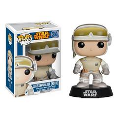 Funko Pop - Star Wars - Luke Skywalker Hoth 2 maniapop (Mania Pop) Tags: maniapop colecionavel starwars funkopopbrasil funkopop luke skywalker filme funko