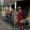 'Living History I' (andrew_@oxford) Tags: black country living history museum bus stop trolleybus tram reenactment reenactors timeline events