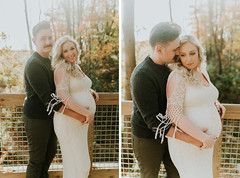 Melissa & Christian's Maternity Session