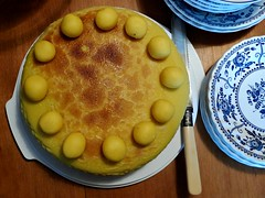 Moo's Simnel (Squatbetty) Tags: easter simnelcake marzipan disciples tradition