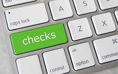 Checks Key (Got Credit) Tags: checks