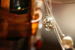 Sparkle! (djshanu) Tags: sparkle jewellery gem diam diamond artificialjewellery pendant necklace shallowdepthoffield closeup macro macrophotography macrounlimited 100mm 100mmf28l canondslr lensflare chroma art bokeh beyondbokeh beautiful beads chain fineart