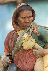 Baiga woman (wietsej) Tags: baiga woman maikal hills chhattisgarh india portrait son a100 135 18 zeiss sal135f18z sonysal135f18 sonnar13518za
