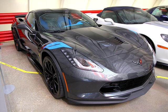 National Corvette Museum: 2017 Grand Sport Collectors Edition