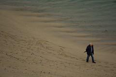 (Irene Viña) Tags: pensando thinking invierno winter sea mar beach playa coruña