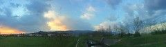 SKY & CLOUDS 2 (Sergio Savioli) Tags: wolken himmel cielo sentiero pfad path fluss river longhella sergiosavioli