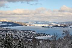 Gjøvik (prakharamba) Tags: gjøvik norway gjovik lake water ice mjøsa winter
