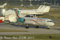 DSC_9846Pwm (T.O. Images) Tags: pztfa fly all ways fokker 70 sxm st maarten princess juliana airport insel air