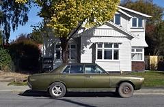 1972 Datsun 260C (stephen trinder) Tags: thecarsofchristchurch christchurch christchurchnewzealand stephentrinder stephentrinderphotography aotearoa kiwi nz newzealand 1972 datsun 260c