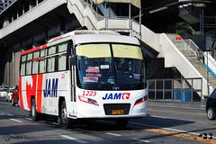 JAM Liner, Inc. - 1228 (Blackrose917_0051 - [INACTIVE ACCOUNT]) Tags: philbes philippine bus enthusiasts society jam liner 1228 santarosa motor works daewoobus daewoo bf106 doosan de08tis