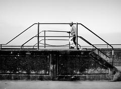 _DSC06320_Seaside Stairs vi (Ian Gearing) Tags: seaside burnhamonsea burnham sea side somerset west england uk street furniture beach severn estuary river