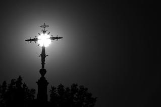 Cuando el sol ilumina tu fe...